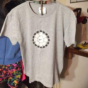 Vintage Nike tee shirt made in USA